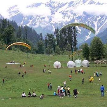 Memorable Manali package