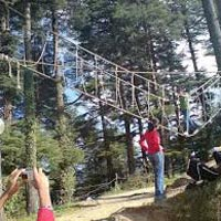 Adventure Swiss Camp Site at Kanatal, Rishikesh Uttarakhand Tour