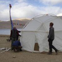 Tsomoiri Lake Trek Tour (Ibex Ladakh - Moderate Trek)
