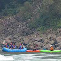 Alaknanda - Ganga River Rafting Expedition