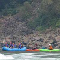Alaknanda - Ganga River Rafting Expedition
