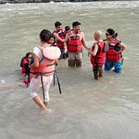 Rishikesh Rafting & Overnight Camping Package