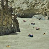Zanskar River Expedition ( Rafting Expedition in Ladakh)