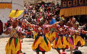 Festival Tour of Bhutan