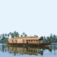 Allepy Houseboat
