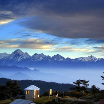 Beautiful Hills & Himalayas Package