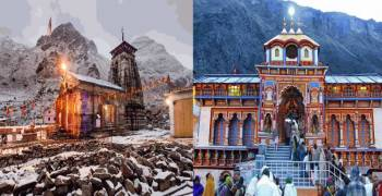 Chardham Helicopter Tour Package Ex Dehradun/ Haridwar Itinerary