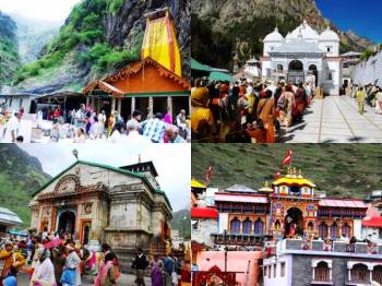 Chardham Helicopter Tour Package Ex Dehradun Itinerary