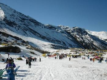 Chandigarh- Manali- Shimla 6days Tour