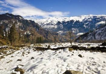 MANALI  HEIGHTS TOUR