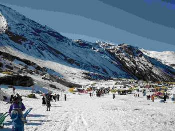 Scenic Shimla and Manali Tour