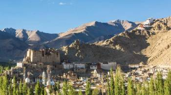Simply Ladakh with Nubra and Pangong Tour