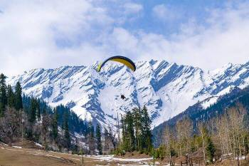 Himachal Tour ( 2 Night Shimla + 3 Night Manali ) – Ex Delhi