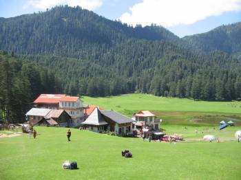Himachal Tour (3 Night Dharamshala + 2 Night Dalhousie ) – Ex Patankot