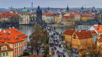 Central European Glory Tour 7 Nights / 8 Days