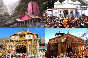 Chardham Yatra Package Ex Haridwar 9 Days