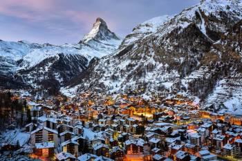 Enchanting Switzerland with Glacier Express Tour 5 Nights / 6 Days Tour