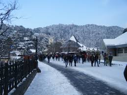 5n 6d Shimla Manali Holiday Package