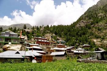 Kinnaur and Spiti Tour Package