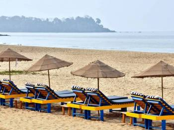 2 Nights Goa Holiday Tour - Deluxe