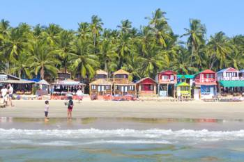 2 Nights Goa Holiday - Standard With Air Fare