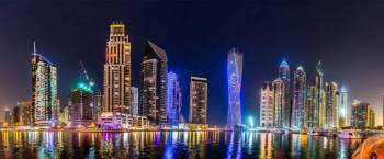 IPL-13 Special 4 Nights 5 Days Dubai Package