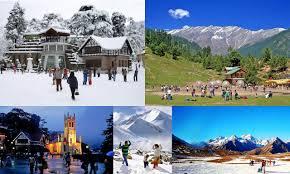 2N Shimla and 2N Manali