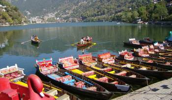 Uttranchal (3 Night Nainital + 1 Night Almora + 1 Night Kausani + 2 Night Corbett)  - Ex Delhi Tour