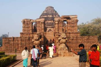 The Temple Town - Puri Tour  ( 2N-3D )