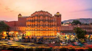 Jaipur Volunteer Program Tour