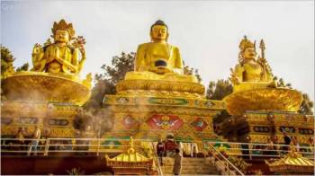 Golden Triangle India with Holy Ghats and Bodhgaya Tour