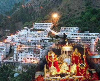 3 Nights 4 Days Katra Shivkhori Tour Package