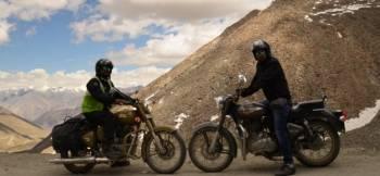 Bike Trip Manali & Ladakh