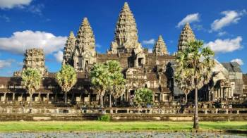 Cambodia - Phnom Penh with Siem Reap Tour