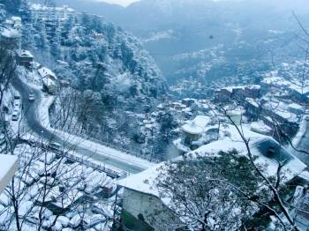 Amritsar Dalhousie Manali Kullu Shimla Tour