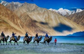Ladakh Tour Ex Manali