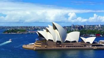 Australia to New Zealand Tour