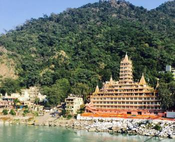 1 Night 2 Days Delhi to Rishikesh