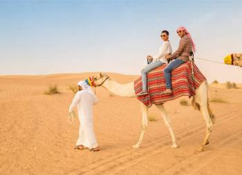 Dubai and Abu Dhabi Fun Package