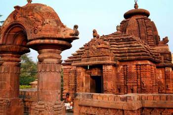 Temple Tours in Odisha