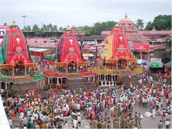 Puri Rath Yatra Tour Package