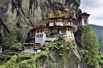(5 Nights / 6 Days) Bhutan Drive in & Drive Out Tour