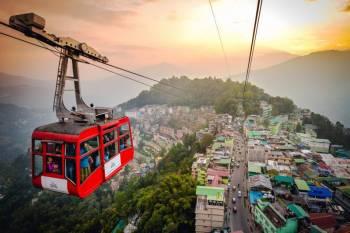 SPLENDID HILLS TOUR (Darjeeling 2N - Gangtok 3N - Lachung 2N)