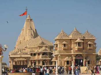 Dwarka And Somnath Temple Tour