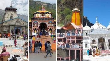 Chardham Yatra Group Package