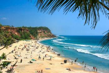Goa Mumbai Tour 6 Days