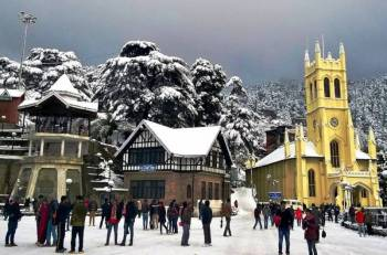 Himachal Tour with Shimla