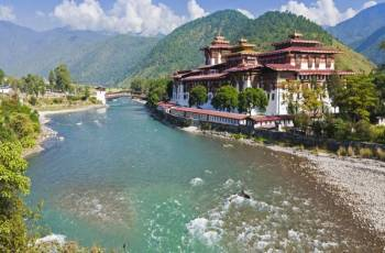 Beautiful Bhutan Tour - 7N/8D