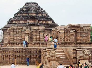 3N/4Days Bhubaneswar & Puri Tour