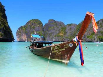 Thailand (3N Krabi and 2N Bangkok) Tour